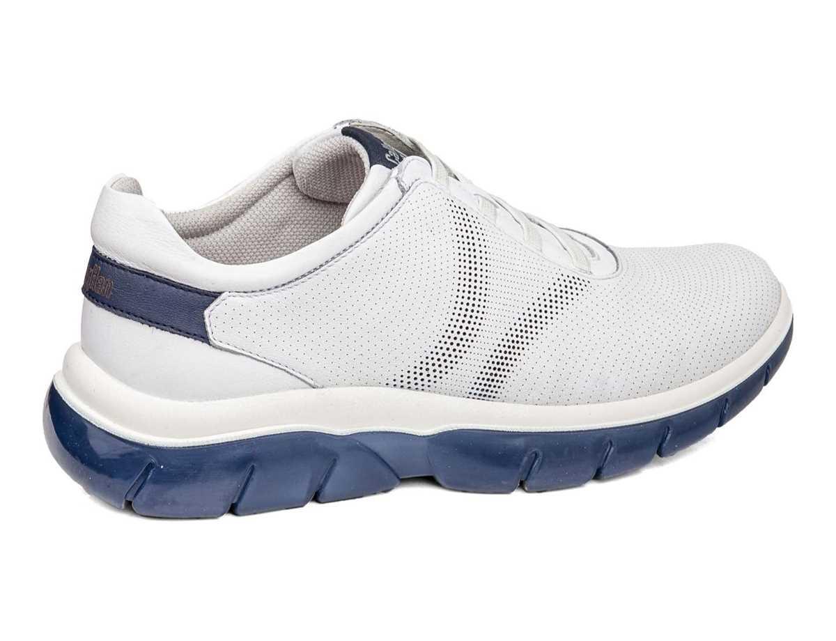 Callaghan Hombre Zapato Sneakers Blanco