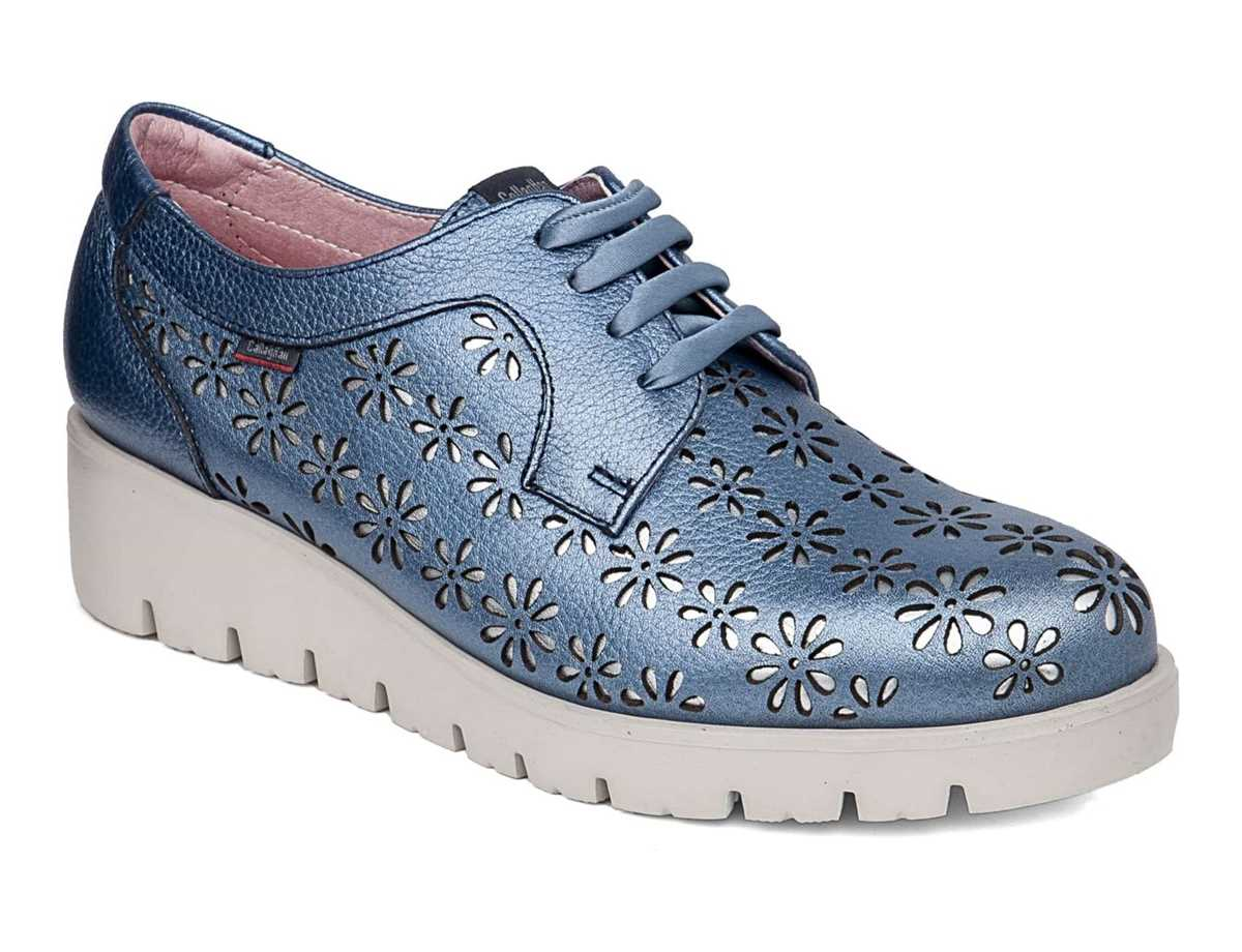 Callaghan Mujer Zapato Casual Azul