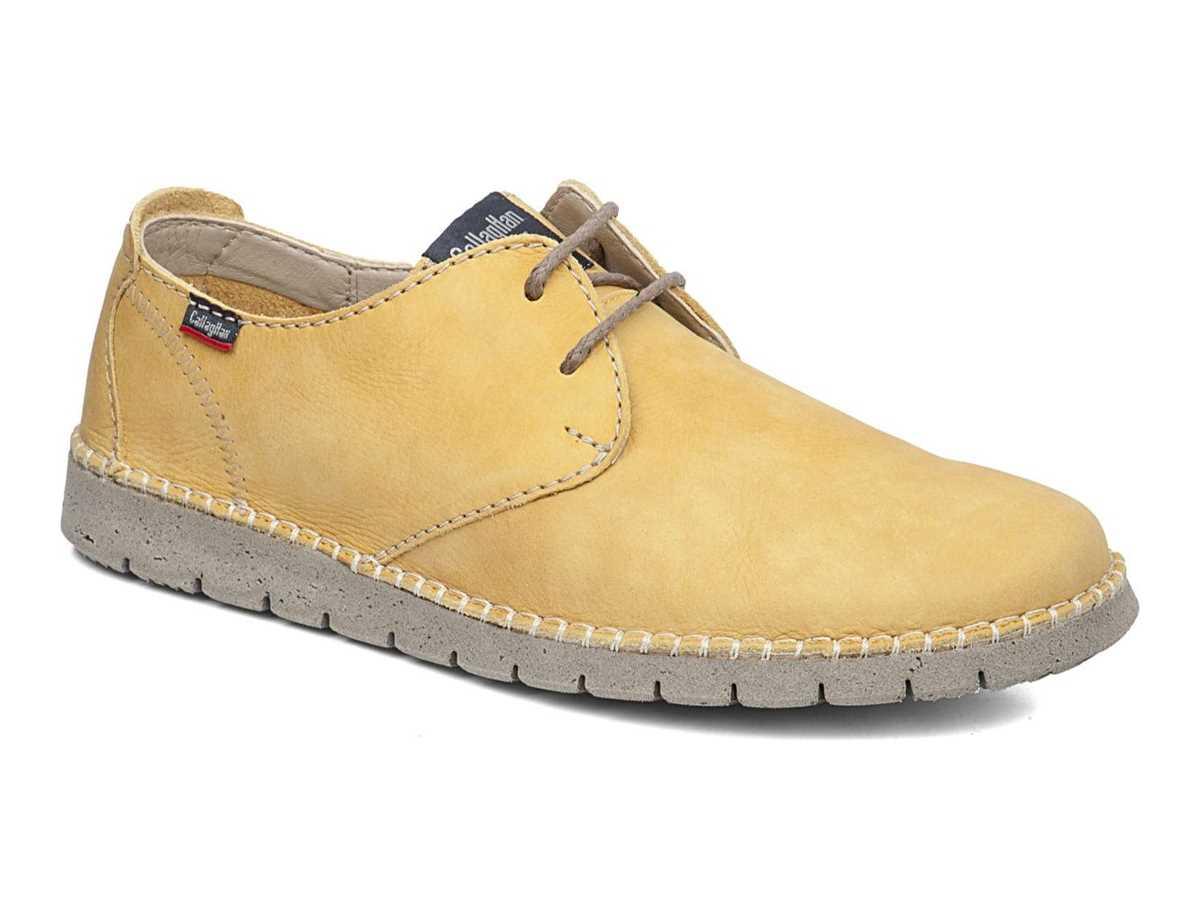 Callaghan Hombre Zapato Casual Amarillo