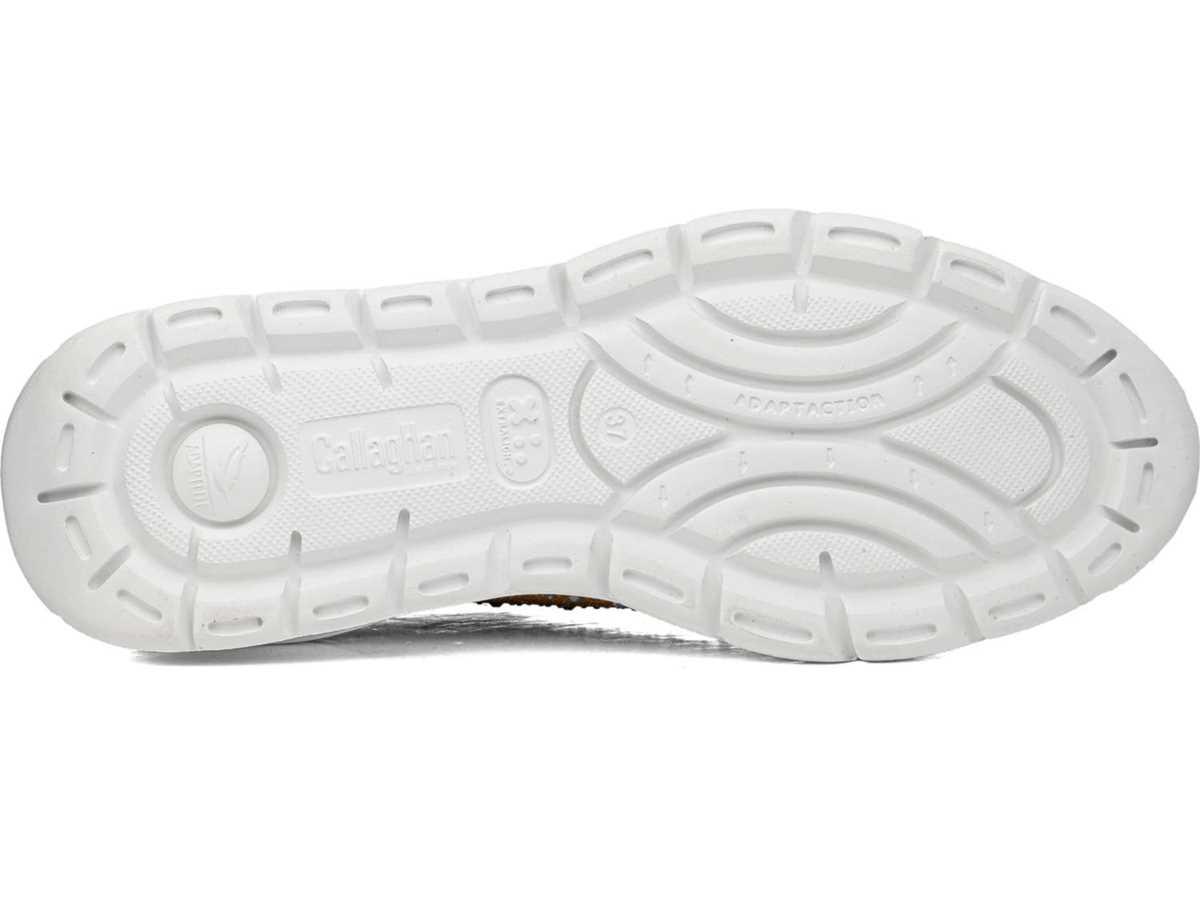 Callaghan Mujer Zapato Sport Amarillo