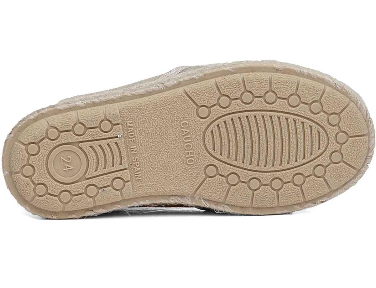 Gorila Niño Zapato Casual Oro