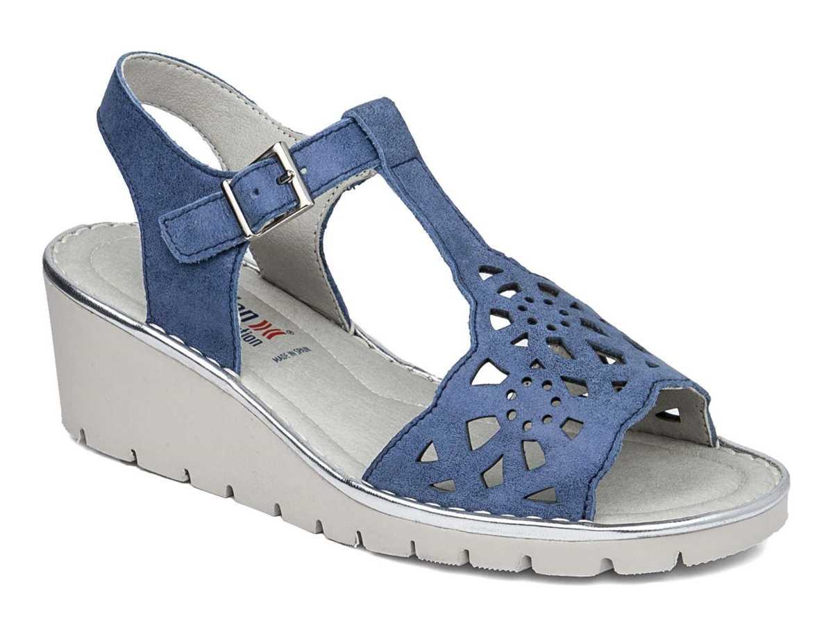 Callaghan Mujer Sandalia Sport Azul