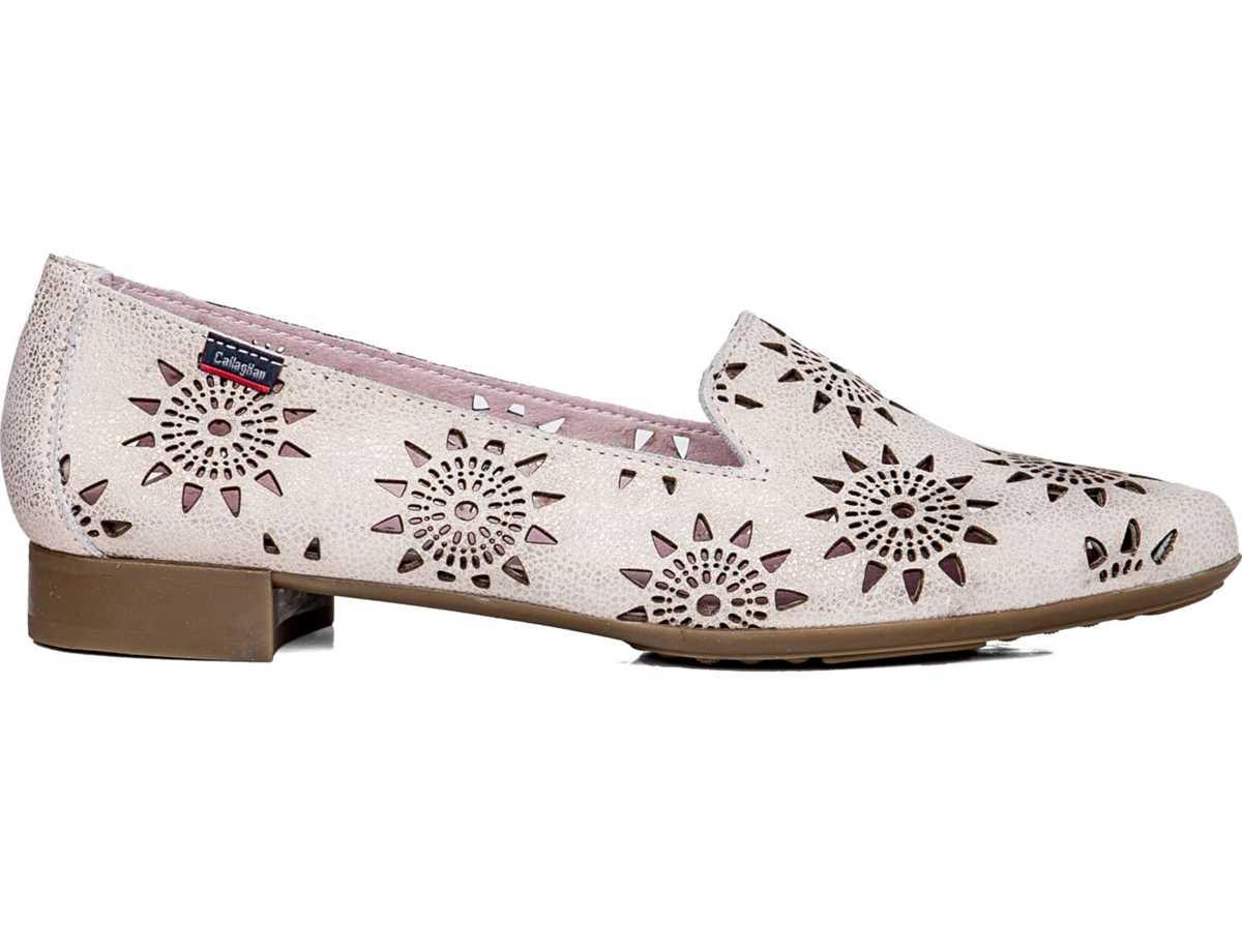 Callaghan Mujer Zapato Clasico Oro