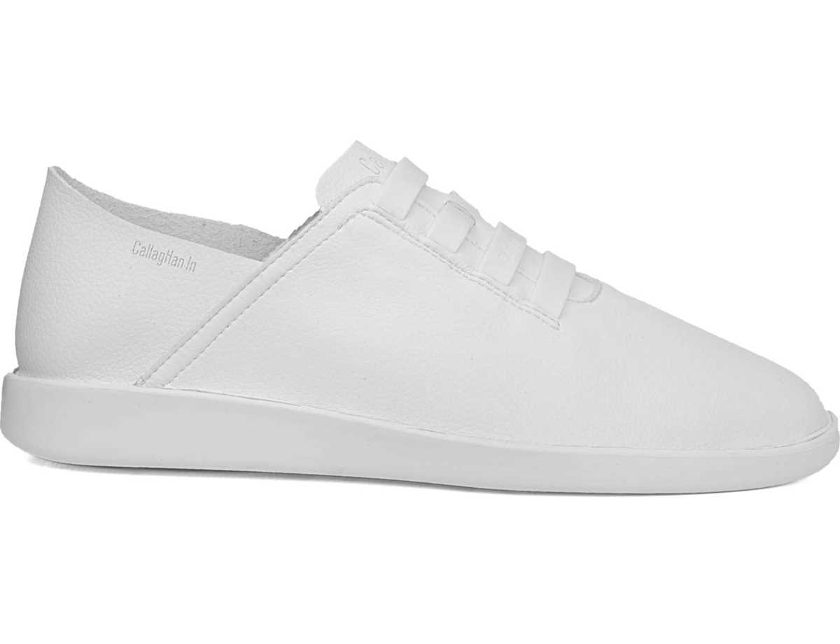 Callaghan Hombre Zapato Casual Blanco