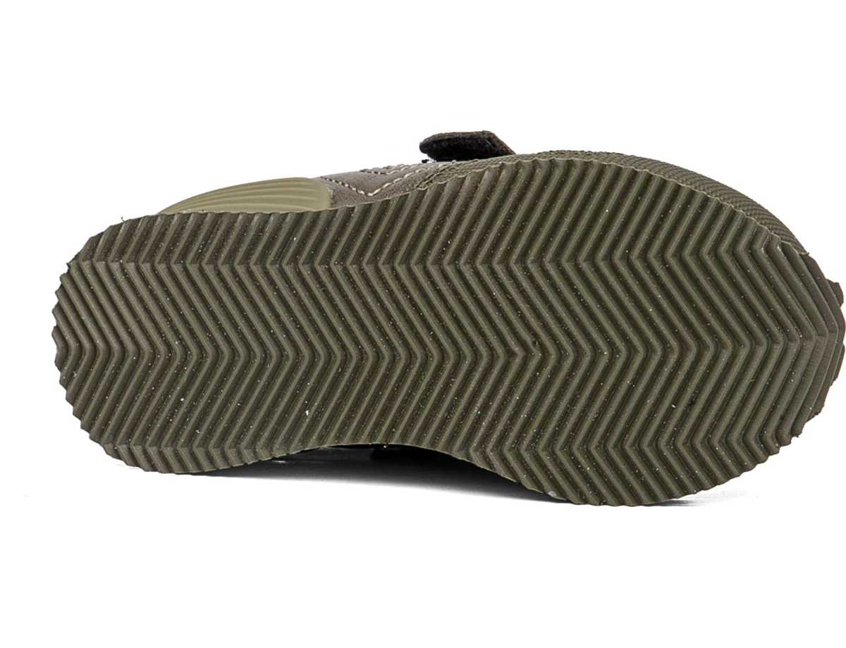 Gorila Niño Zapato Casual Verde