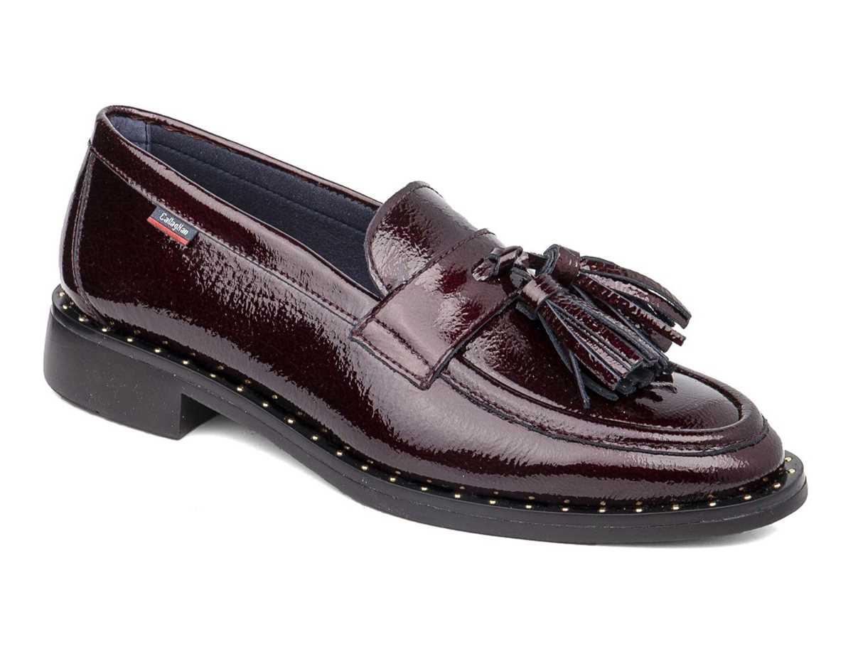 Callaghan Mujer Zapato Clasico Rojo