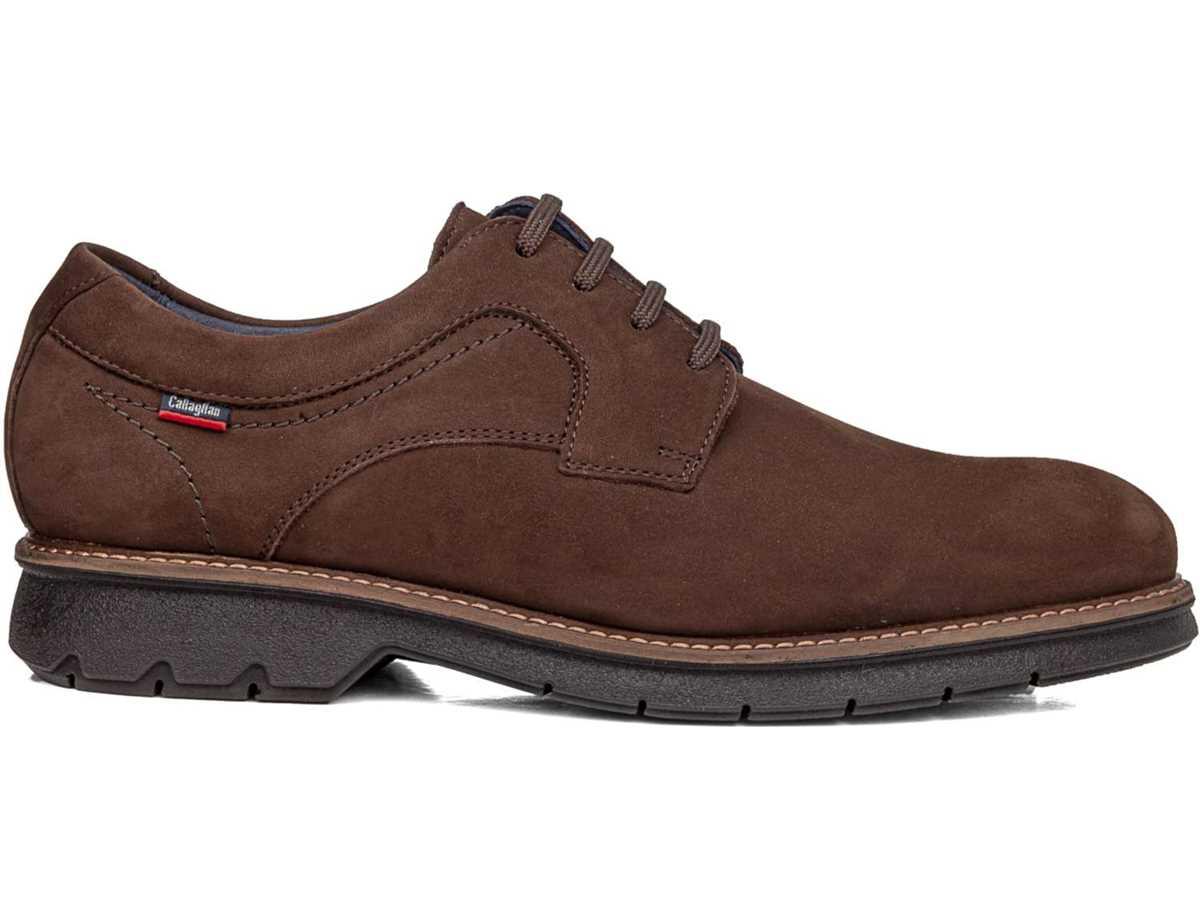 Callaghan Hombre Zapato Clasico Marron