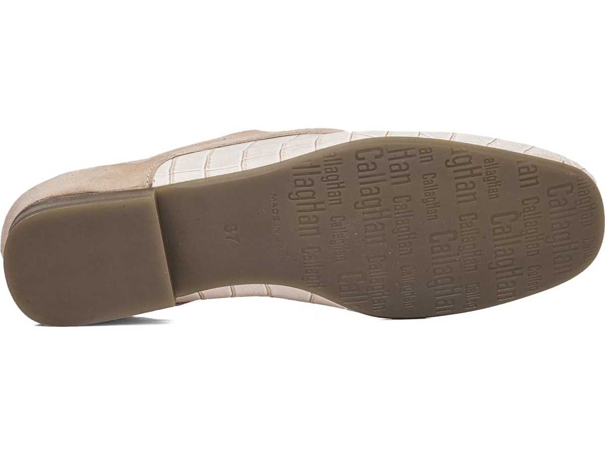 Callaghan Mujer Zapato Clasico Amarillo