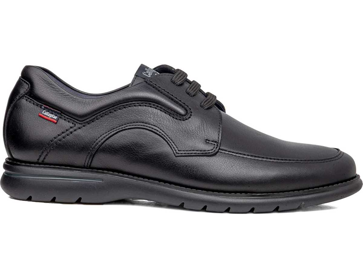 Callaghan Hombre Zapato  Negro